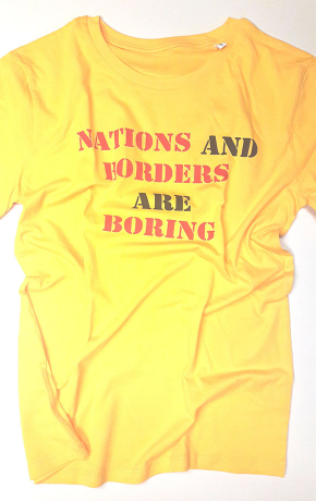 Borders Are Boring and Nations Are Nuts