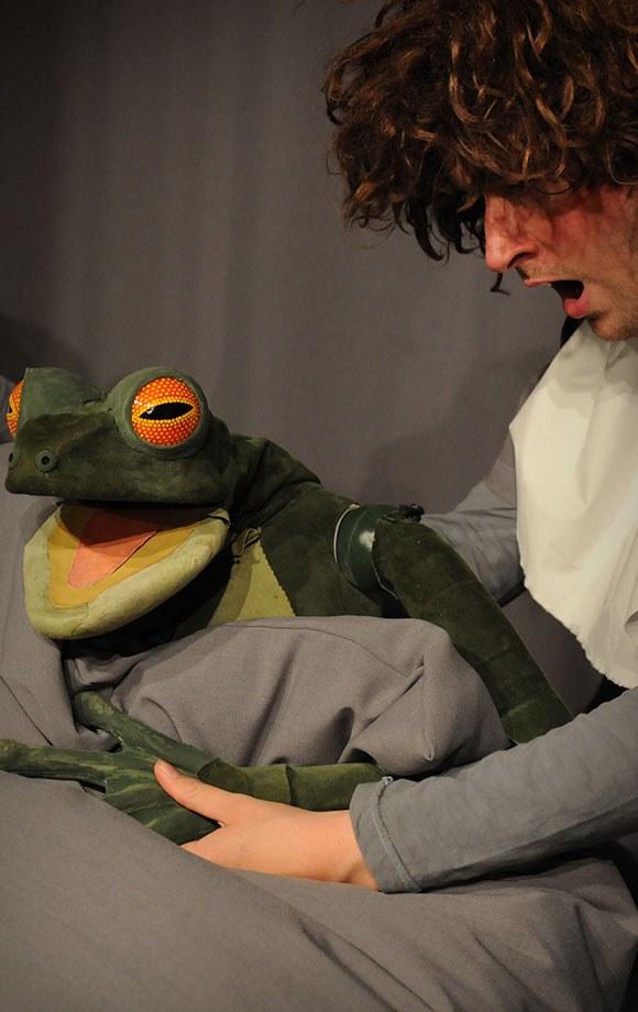 Der Froschkönig oder der Eiserne Heinrich