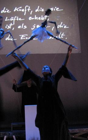Kleist – Über das Marionettentheater VERSCHOBEN