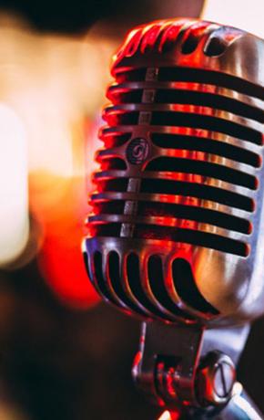 Podcasten über Literatur VERSCHOBEN